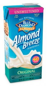 Blue Diamond Almond Milk Original Unsweetened