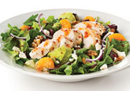 Review | Swiss Chalet West Coast Salad