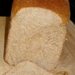 Spelt Bread Machine Recipe with Kamut