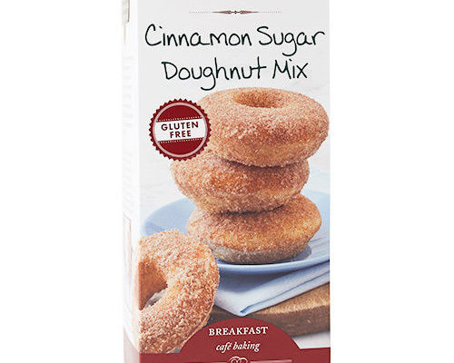 Gluten Free Doughnut Mix GF Stonewall Kitchen Donut