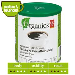 PC Organic Coffee Swiss Water Decaf
