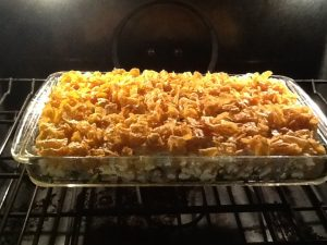 Gluten Free Hash Brown Potato Casserole with Chicken