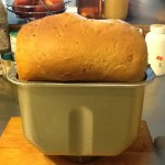 spelt bread in bread machine pail recipe