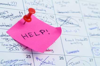 Life Organization Help