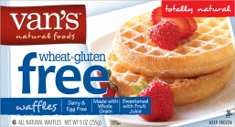Review: Van's Gluten Free Waffles - Original (Wheat Free, Dairy Free, Egg Free)
