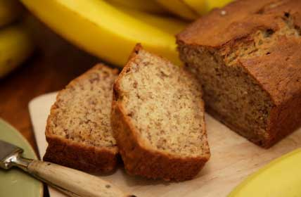 Loaf Quick Bread Recipes Banana Bread