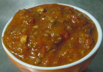 Sweet Chili Recipe