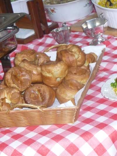 Yorkshire Pudding Recipe - popovers