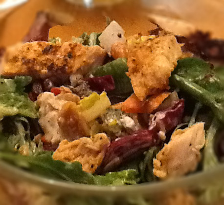 west coast salad with chicken