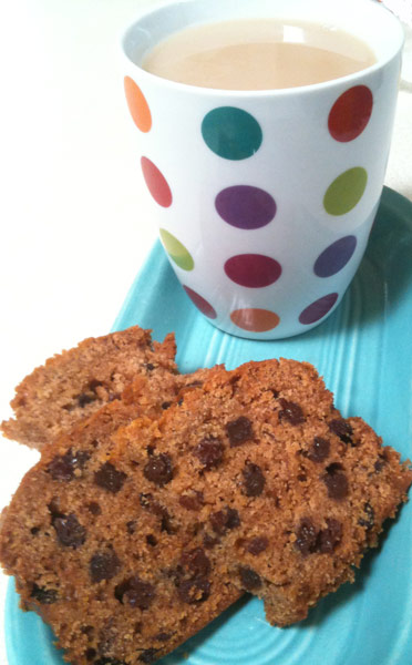 Boiled Raisin Cake Recipe Spice Old Fashioned
