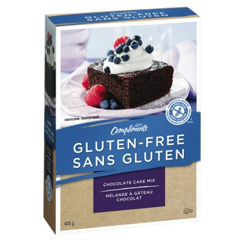 Compliments Gluten Free Chocolate Cake Mix