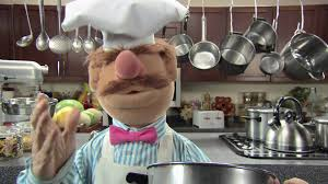 Muppets Swedish Chef Popcorn Shrimp
